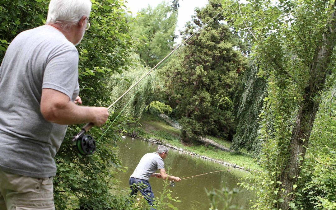 La pêche à la mouche, tout un art
