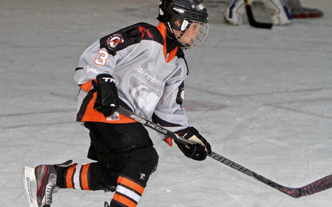 Quand le hockey sur glace se fait label