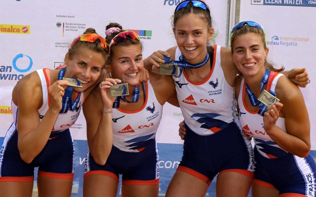 Bronze européen !