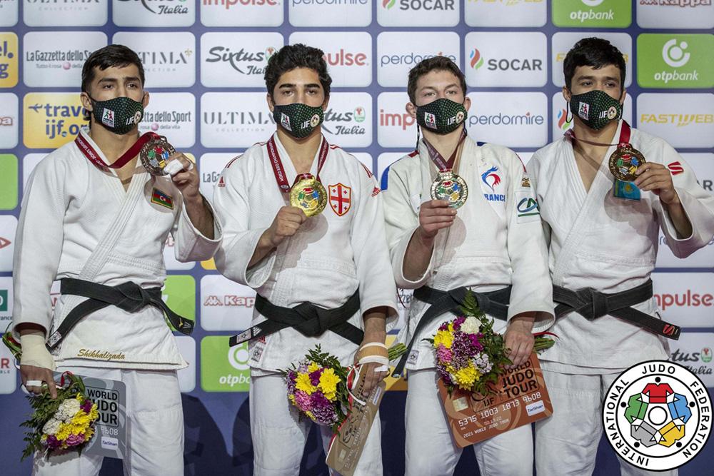 Bronze mondial pour RVP !